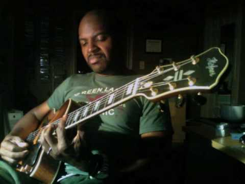 Bobby Broom Solo Guitar - Here's That Rainy Day