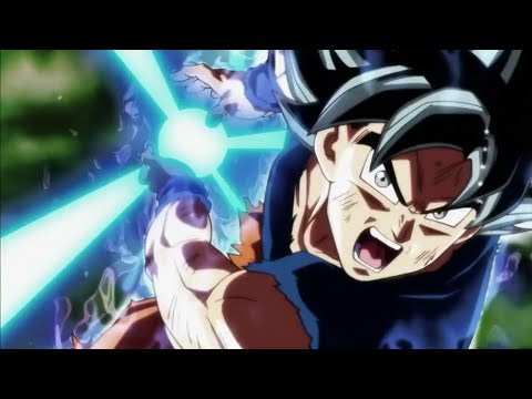 ULTRA INSTINCT GOKU VS LSSJ2 KEFLA [1080p] [60FPS]