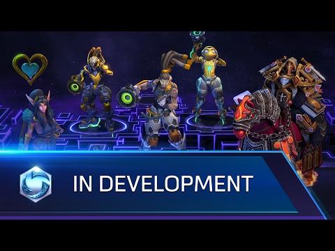 In Development: Lúcio, New Skins, and More!