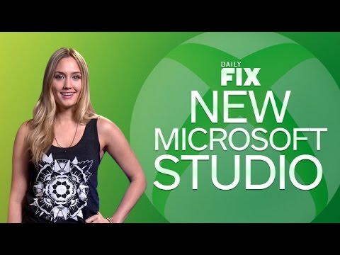 Microsoft's New Studio and Metal Gear Solid in First Person! - IGN Daily Fix