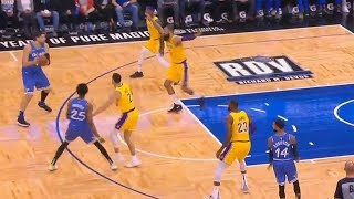 Lonzo Ball SHUTS DOWN Entire Magic Team With Amazing Defense! Lakers vs Magic