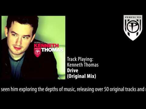 Kenneth Thomas - Drive (Thomas Sagstad & Mike Hawkins Mix)