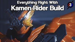 download lagu Everything Right With Kamen Rider Build - Episode 3 gratis