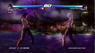 Tekken Tag Tournament 2: Unknown Vs. Unknown (HD) + Ending