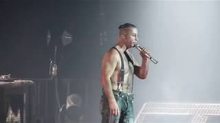 "Rammstein - ""Frühling in Paris"" Bercy Paris 6/3-2012 HD"