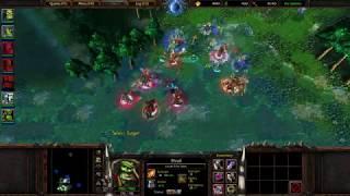 WarCraft 3 True Native Widescreen Support! (PTR 1.29)