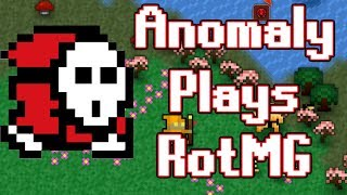 Anomaly Plays RotMG VOD
