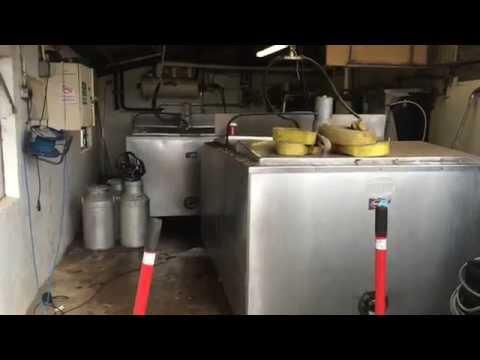 Fullwood to Fabdec Milk tank swap