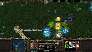 Warcraft 3: Terrania! (Cleric)
