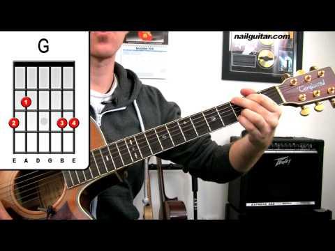 Grenade ☢ Bruno Mars - Guitar Lesson - Easy Beginners Acoustic...
