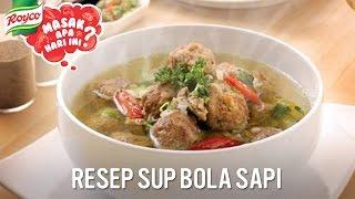 Royco Bubuk Serbaguna: Sup Bola Sapi