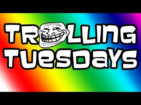Trolling Tuesdays - He is MAD (Black Ops 2 Multiplayer Gameplay)