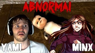 GMod Horror Map - Abnormal w/ MangaMinx