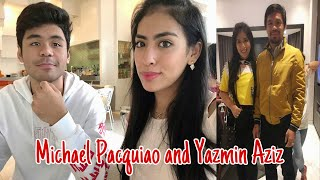 Michael Pacquiao Past Relationship Yazmin Aziz reaction to Michael's new girlfriend!
