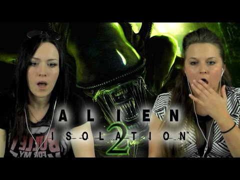 STRANGERS WILL BE HOT | Alien: Isolation | Campaign | 2