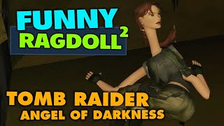 Tomb Raider Angel of Darkness - Funny Deaths 2
