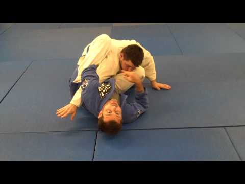 BJJ - closed guard overhook series Image 1