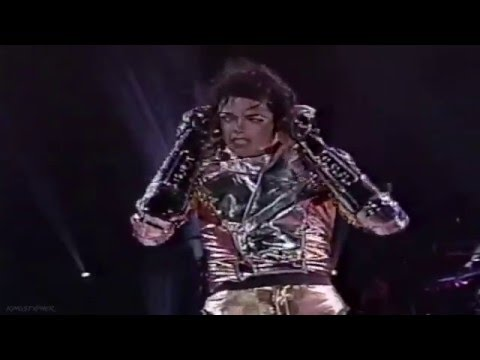 Michael Jackson - In The Closet - Live Kuala...
