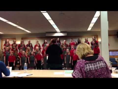 Sullivan Elementary School Choir 4-26-2013