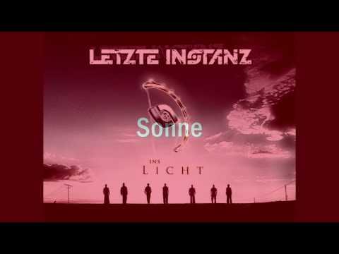 Letzte Instanz - Sonne