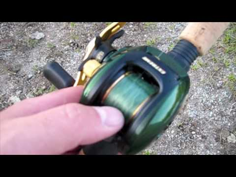 Bass Pro Shops Extreme Baitcast Reel ETX10HLE Review & Tips (TeamRippnLipz1)