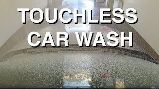 Touchless Automatic Car Washes