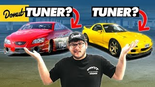 "What Does ""Tuner"" Actually Mean? 