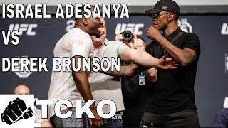 UFC 230: Israel Adesanya vs Derek Brunson Prediction and Analysis