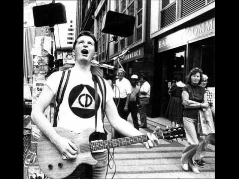 Billy Bragg - New England (Peel Session)
