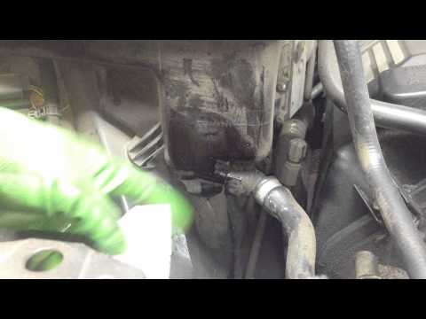 BMW E65 E66 Coolant Leak On Expansion Tank Fix