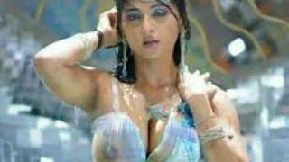 Upskirt Anushka Shetty Hot Scene