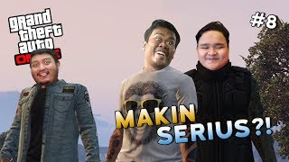MAKIN SERIUS?!   Grand Theft Auto Online (Bhg. 8) (GTA5 Malaysia)