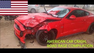 (US ONLY) CAR CRASH, ROAD RAGE,  INSTANT KARMA COMPILATION! #19