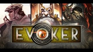 Evoker -- A Magic Fantasy Game (GamePlay)
