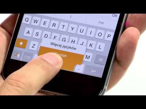 Porada z iOS: jak błyskawicznie pisać na klawiaturze?