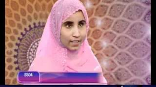 Main to KHud un k Dar ki Ghada hun Zara rasheed on Samaa T.v.flv