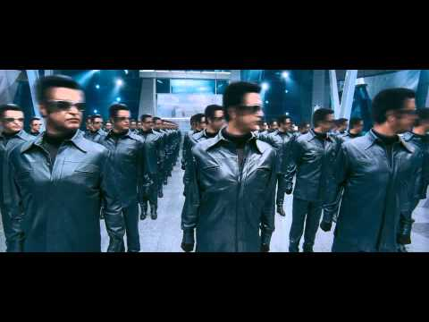 Japanese Official Trailer Of Enthiran The Robot video