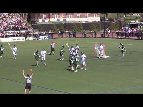 2013 Loyola vs Johns Hopkins Complete Game Lacrosse Highlights