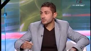 شريف عبد الفضيل وحديث خاص عن حقيقة خلافات حسام غالى مع اللاعبين