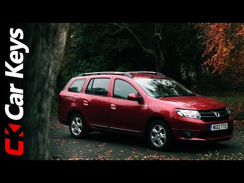 Dacia Logan MCV Estate 2014 review - Car Keys