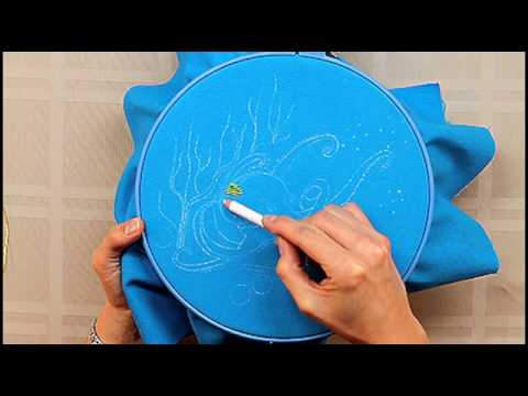 Learn How to Embroider Beautiful Stitches | www.DMC-USA.com