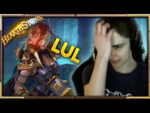 ALL IN ON LYNESSA !! | Best Moments & Fails Ep. 25 | Hearthstone
