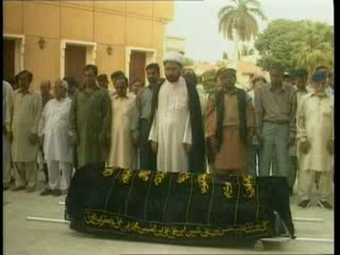 Namaz-e-janaza Procedure video