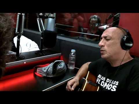 BLUES DE LOS PLOMOS  -  REPORTAJE EN NOCTÁMBULOS DEL ROCK 7/11/14 2da Parte