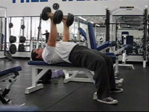 Powerlifting Bench Press Workout Routine + Tricep Extensions and Shoulder Work Image 1