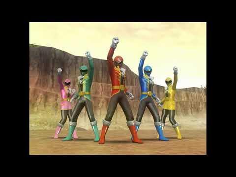«Super Sentai Battle: Ranger Cross» [Wii] [Full Playthrough]