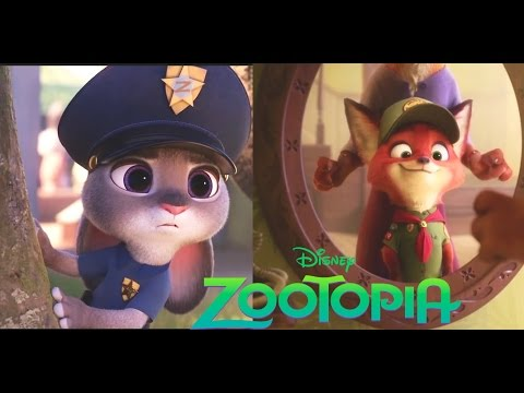 Zootopia - Judy & Nick (Hero's does suffer)