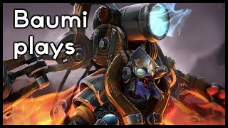 Dota 2 | MY FAVORITE HERO!! | Baumi plays Tinker