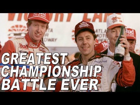 The Greatest Championship Battle in NASCAR History Deserves a Closer Look