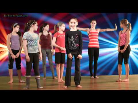 Katy Perry Firework Dance Steps Breakdown - Firework Choreography Fitforafeast video
